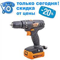 Аккумуляторный шуруповерт Дніпро-М АДЛ-14Е