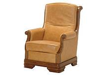 """Классическое мягкое кресло """"GUSTAW"""" (76 см)"""
