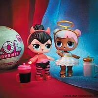 Куколки L. O. L. surprise сюрприз в шаре