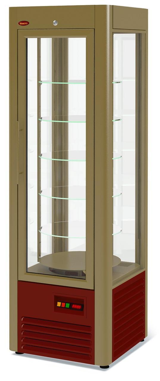 Холодильный шкаф Veneto RS-0,4 (вращающиеся полки)