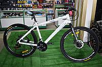 "Велосипед Starter Helicon 27,5"" белый"