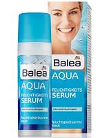 Увлажняющая сыворотка Balea Aqua Serum - для свежего и сияющего цвета лица 30 мл