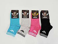 Носки женские Adidas р.35-41 (106)