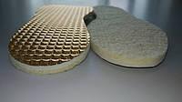 Стелька зимняя термоактивная Ortos Wool Gold(мех пресованый), фото 1