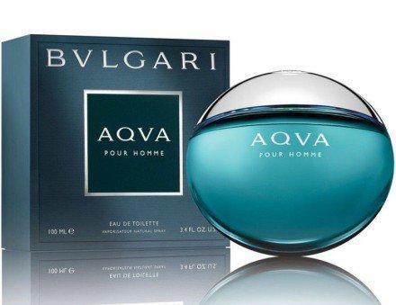 Туалетная вода мужская Bvlgari Aqva Pour Homme, 100 мл
