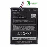 Оригинальный аккумулятор АКБ батарея Lenovo BL195 для Lenovo A2107 A2207