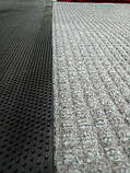 Грязезещитный коврик Ватер-Холд (Water-hold), 60*90, серый., фото 3