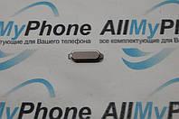 Пластик кнопки меню для Samsung J120 J1 2016 серебряный