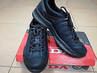 Спортивные мужские туфли из натуральной кожи МИДА 11838.