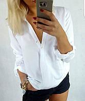 Рубашка женская свободная № 292 kir