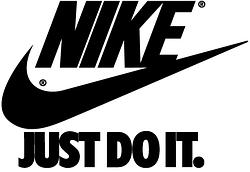 Розмірна сітка взуття Nike