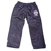 Детские брюки зимние фиолетовые TAURUS