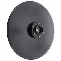 Диск тукового сошника в сборе  John Deere, KINZE (диск, ступица, подшипник, колпачек) , (AA27458, AA57466)