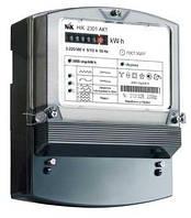 Электросчетчик НИК 2301 АК1 (1,0 3х220/380В 5(10)А 3-ф.