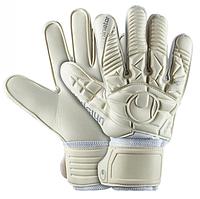 Вратарские перчатки Uhlsport Eliminator Supersoft White
