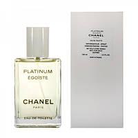 Chanel Egoiste Platinum Туалетная вода 100 мл TESTER