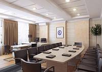 Пром.дизайн. Дизайн помещений и специализированной мебели