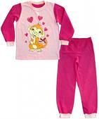 """Пижама подростковая для девочки """"Мартышка"""" код 32-3-2029"""
