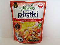 Завтрак рисово-пшеничный Vitanella хлопья с экзотическими фруктами 250 г