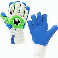 Вратарские перчатки Uhlsport ERGONOMIC 360 AQUASOFT