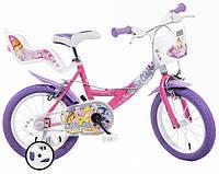 """Велосипед детский 16"""" Dino Bikes WINX"""