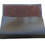Грязезащитный коврик Дабл Стрипт, 40*60 шоколад., фото 2