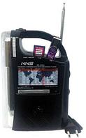 Бумбокс MP3 Колонка Радио NS-040 фонарик