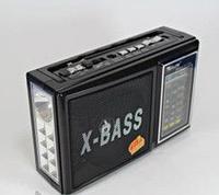Радио golon с led фонариком RX 177 LED светодиодный
