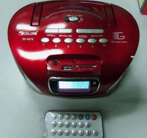 Радиоприемник Колонка MP3 USB Golon RX 627, радио, приемник, магнитола - Интернет магазин Best Goods в Киеве