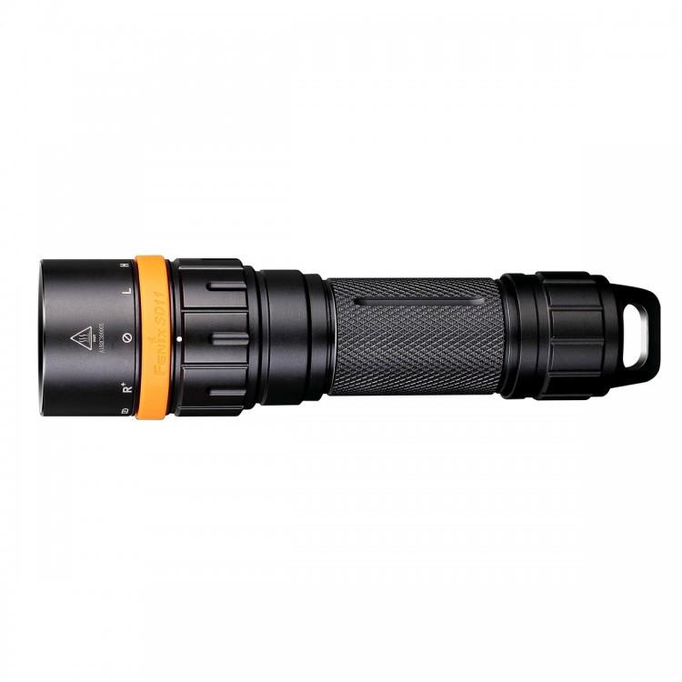 Подводный фонарь SD11 Cree XM-L2 U2 Fenix - снаряжение для экстремального спорта и отдыха в Киеве
