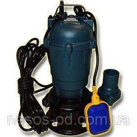 Канализационный насос фекальный Delta для выгребных ям 1,1кВт Hmax 10м Qmax 200л/мин
