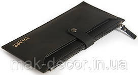 Мужской кожаный кошелек портмоне визитница PULABO