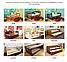 Кровать деревянная Нота детская, фото 9