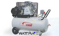 Компрессор Aircast СБ4/С-200.LB40 с горизонтальным ресивером (Remeza)