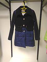 """Детское пальто для девочек """"Соломия"""" Люксик"""