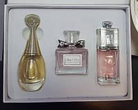 Подарочный набор духов Dior
