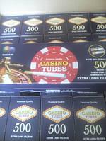 Гильзы сигаретные Casino tubes Long Filter