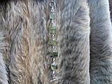 Ніжний браслет з каменем пренит в сріблі. Пренитовый браслет, фото 7