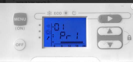 Конвектор електричний Altis Ecoboost CHG-3 PACK2 DAP (2000W)