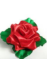 Резинка ручной работы «Роза»