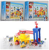 Детский гараж/парковка ROBOCAR (660-190-1-2)