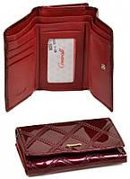 Женский кожаный кошелек Cossroll складной Отличное качество