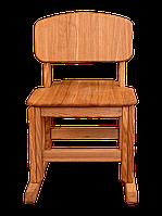 Стул деревянный детский регулируемый
