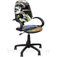 Компьютерное Кресло Поло 50/АМФ-5 Дизайн № 2 Гонки