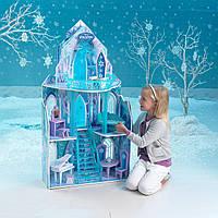 Замок Эльзы Холодное сердце Frozen Дворец Эльзы