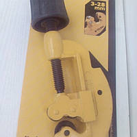 Труборез TOLSEN от 3 мм. до 28 мм. для металлических труб. 33004