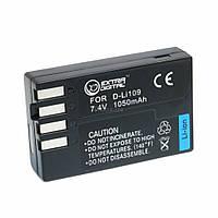 Аккумулятор к фото/видео EXTRADIGITAL Pentax D-Li109 (BDP2598)