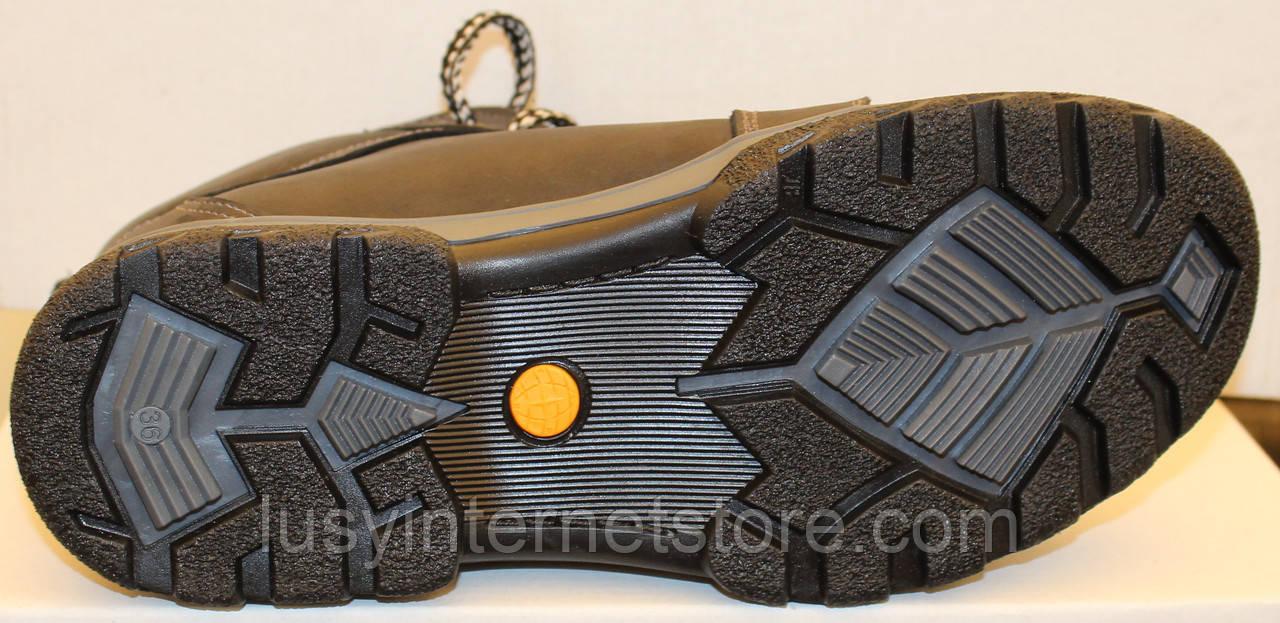 d00caf85c ... Зимние ботинки для подростка, подросток детская зимняя обувь от  производителя модель ВИ200РА, фото 4