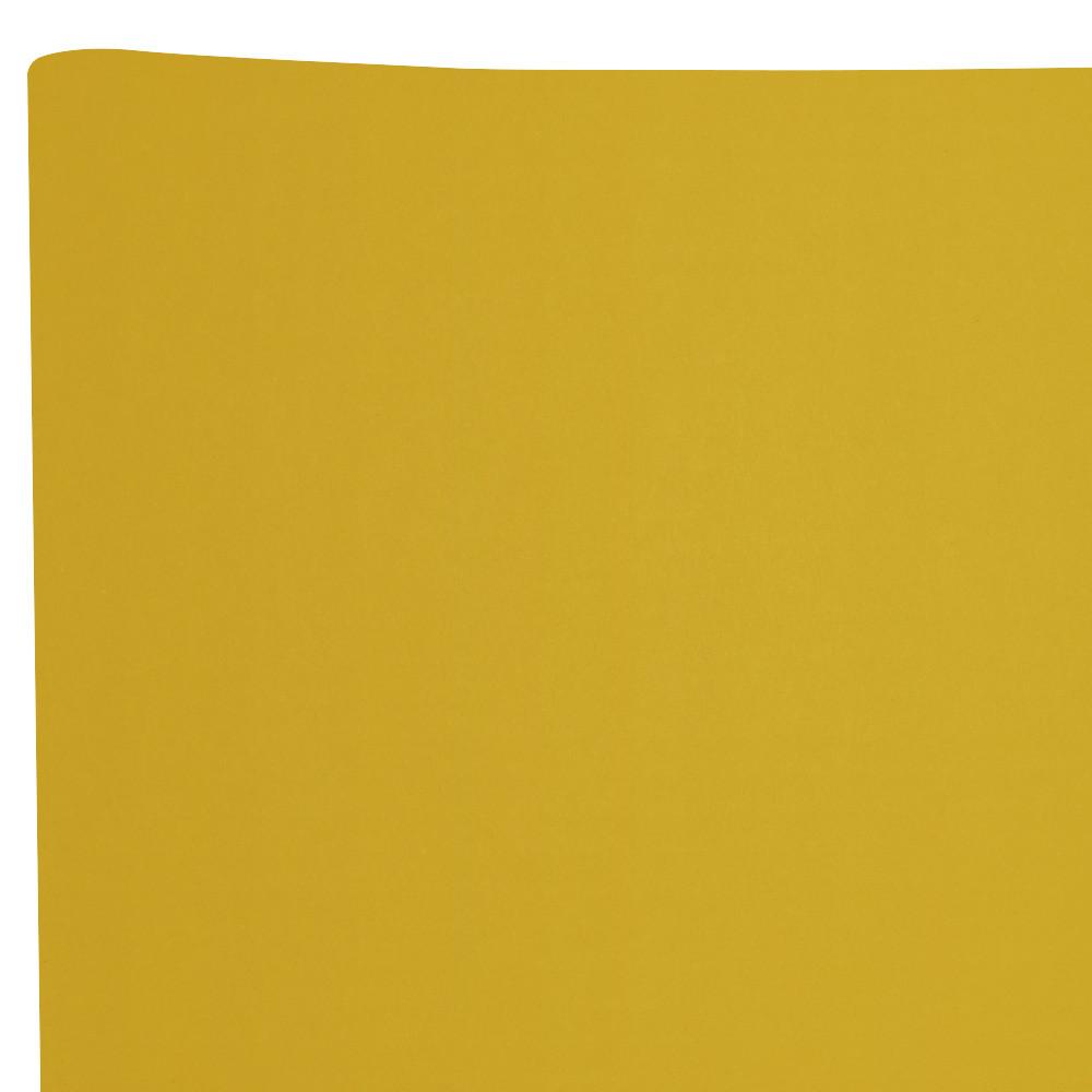Бумага упаковочная Сплошная золотая 70 см х 10 м