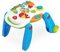 Музыкальный игровой столик Weina 2 в 1 (2137)